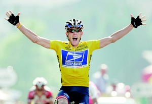 Lance Armstrong. Reuters