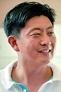 If the sports associations work well then there is no problem but if some are not working properly I think it's good for the Sports Minister to get involved.  - Ki Su Lee (Taekwondo Coach)
