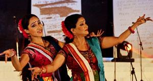 Nritya Nadanan from Bangladesh
