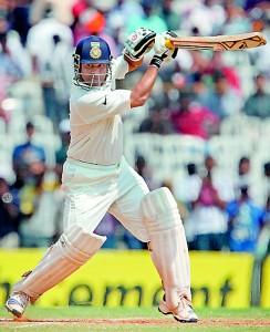 Sachin Tendulkar rescues India with unbeaten 71