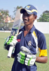 Dushan  Hemantha -St Peters  Captain