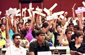 The Colombo Operated Model United Nations (COMUN) brings together 29 schools in its 19th successful session held from March 1-3