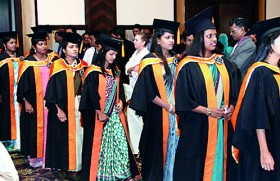 9th Convocation of the College of Chemical Sciences of the Institute of Chemistry Ceylon