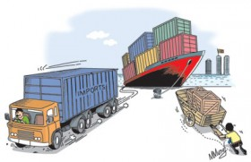 Reducing trade deficit: Import less, export more