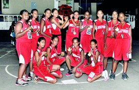 St. Joseph's Convent cagers win U17 Colombo South title