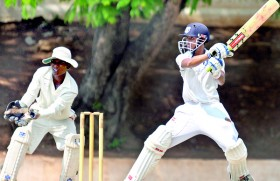Pawan Devinda and Dhanushka  Sandaruwan reach  1000 runs and 100wkts