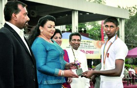 NCU holds annual Sports Day