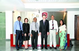 CA Sri Lanka and ACCA pledge further cooperation