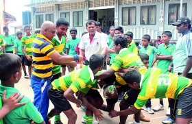 Sabaragamuwa Stallions conduct rugby workshop in Galle