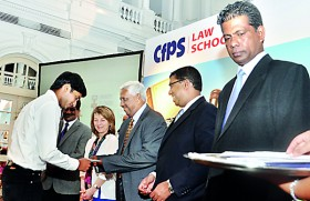 CfPS open day 2013-Begininng of a new era in the legal education arena of Sri Lanka