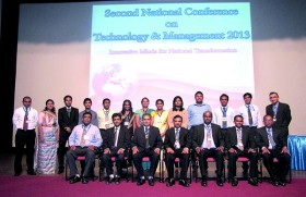 SLIIT hosts second National Conference on Technology and Management