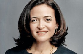 Sheryl Sandberg's good fight