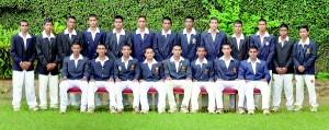 Trinity cricket team