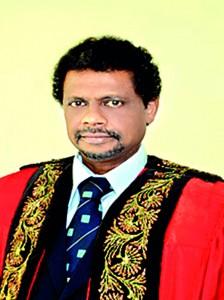 President of the Institution of Engineers, Sri Lanka, Eng. Tilak De Silva