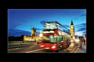 Moving London- a photograph by Mahin Wimaladharma