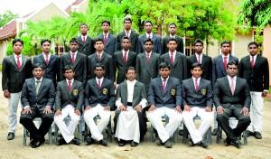 St John's team