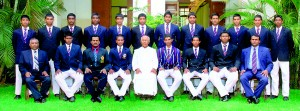 St. Anthony's  cricket team