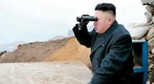 China calls for calm over North Korea threats