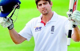 England fight back with Cook, Compton centuries
