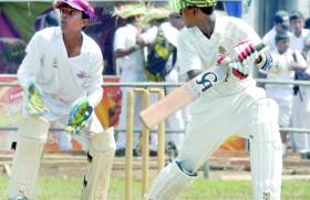 Avishka top scorer at drawn 'Battle of Golds'