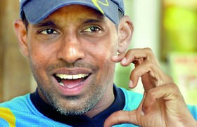 Thilan smiles in his final drive – home