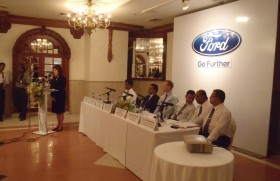 Ford cashes in on environment conservation