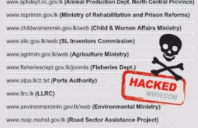 Hacking into Govt. websites prompts amending  Computer Crimes Act 2007