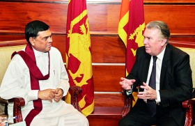 SL needs to lift its education levels for skilled jobs; CIM's Sir Paul Judge