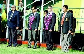 Lyceum Wattala bags title for sixth occasion