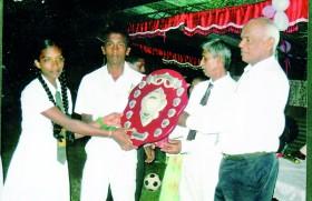 Vijaya House win Kedala Sri Dheratanda MV sports-meet