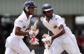 Thirimanne, Chandimal maiden tons highlights of day two