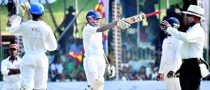 Nalandian Pramud Hettiwatte scored a century against Ananda, in their big match.       - Pic by Amila Gamage