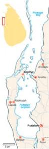 Kalpitiya-Map