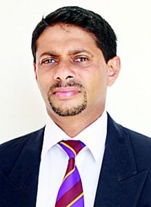 Principal Sampth Weragoda  (SLEAS l)