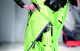 When in doubt, wear a sari