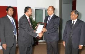 Amba Research Lanka and Ace Distriparks come onboard as  CA Sri Lanka  training partners