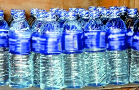 Do you know what's in that bottled water?