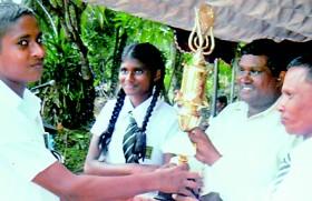 Muditha House champions