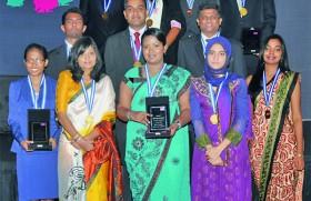 CIMA Convocation  – 3 World Prizes for Sri Lanka