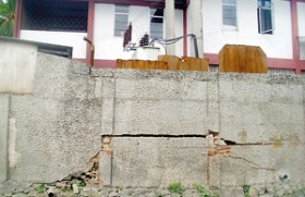 Cracked walls and broken foundations