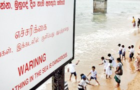 Lack of qualified lifeguards, int'l warning signs send tourists to watery graves