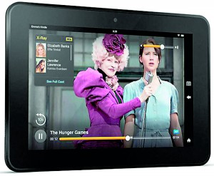 The Kindle Fire HD 8.9 will compete with Apple's iPad and the plethora of Android tablets on the market