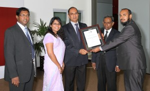 Amba Research receives training partner certificate