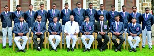 Richmond cricket squad