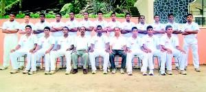 Dharmaraja cricket squad