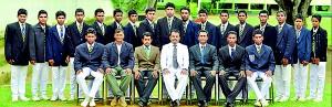 Gankanda CC cricket squad