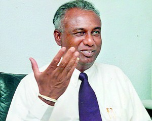 Would Jayantha Dharmadasa have the last laugh.