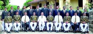 Mahinda cricket squad
