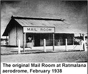 ORIGINAL MAIL ROOM AT RATMALALA
