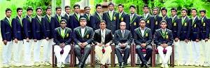 Sivali CC cricket squad